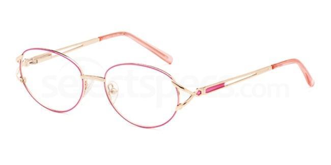 Pink Gold SIG 011 Glasses, Sigma