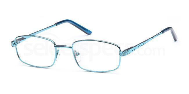 Blue SIG 013 Glasses, Sigma