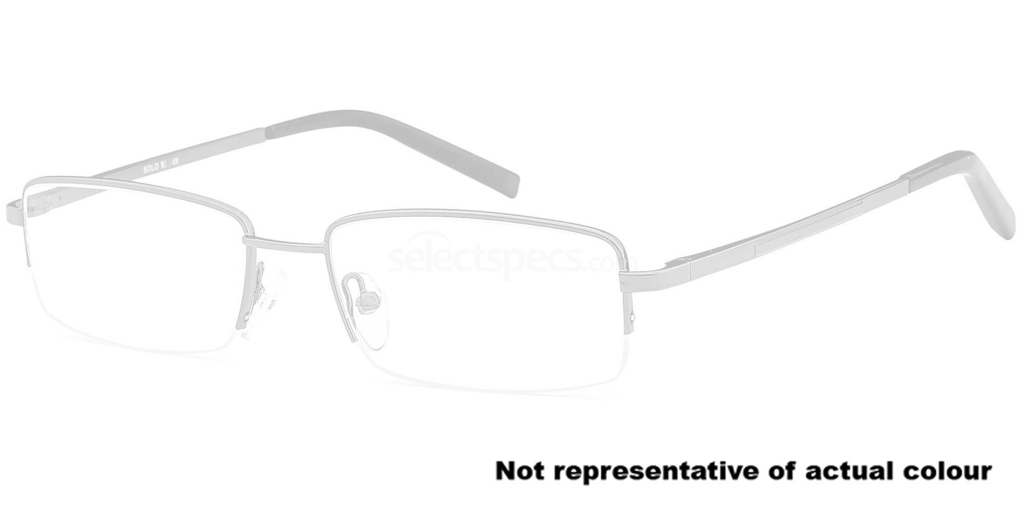 Black SIG 028 Glasses, Sigma