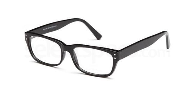 Black SIG 045 Glasses, Sigma