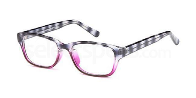 Blue/Purple SIG 053 Glasses, Sigma