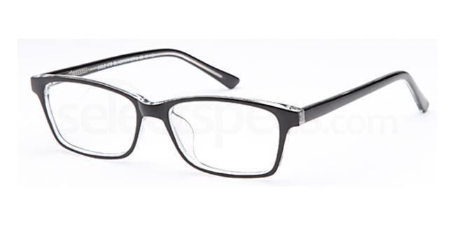 Black/Crystal SIG 060 Glasses, Sigma