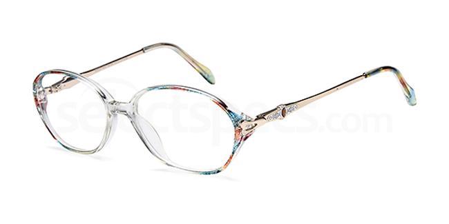 Blue SIG 064 Glasses, Sigma