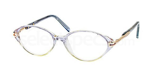Blue SIG 065 Glasses, Sigma