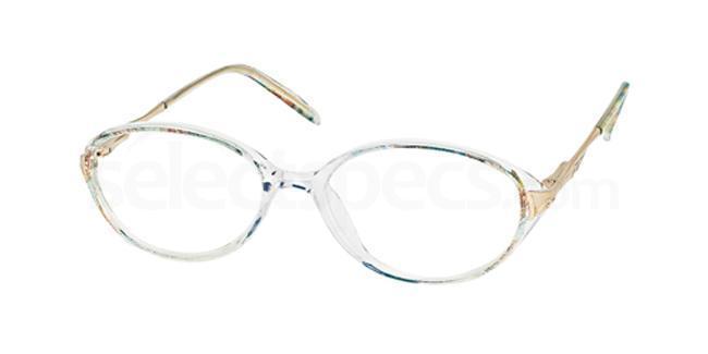 Blue SIG 072 Glasses, Sigma