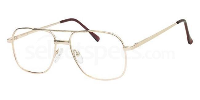 Gold SIG 089 Glasses, Sigma