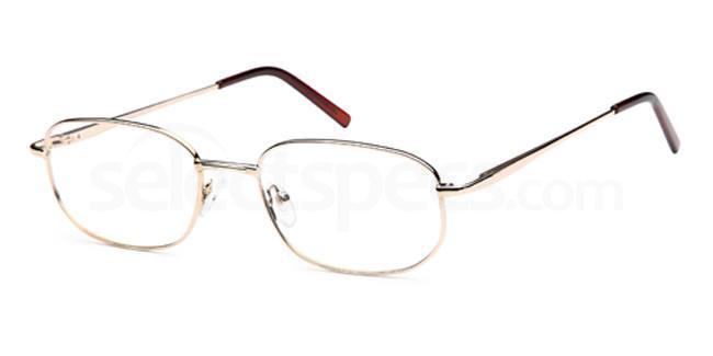 Gold SIG 091 Glasses, Sigma