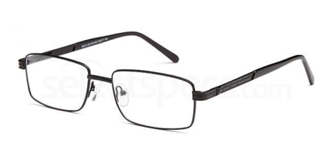 Black SIG 102 Glasses, Sigma