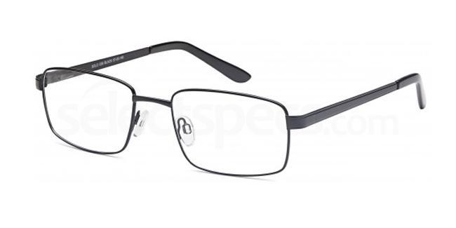 Black SIG 118 Glasses, Sigma