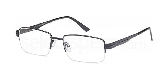Black SIG 119 Glasses, Sigma