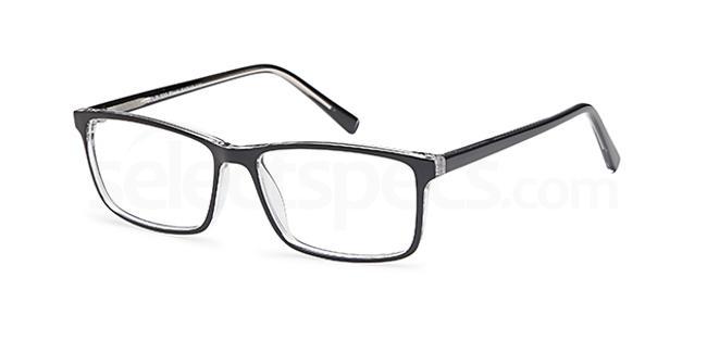 Black SIG 126 Glasses, Sigma