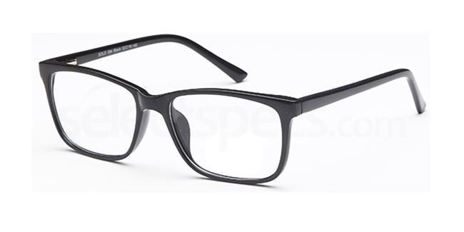 Black SIG 127 Glasses, Sigma