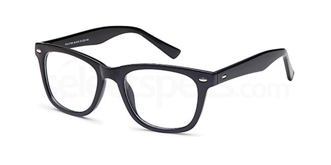 Black SIG 129 Glasses, Sigma