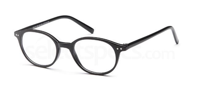 Black SIG 133 Glasses, Sigma
