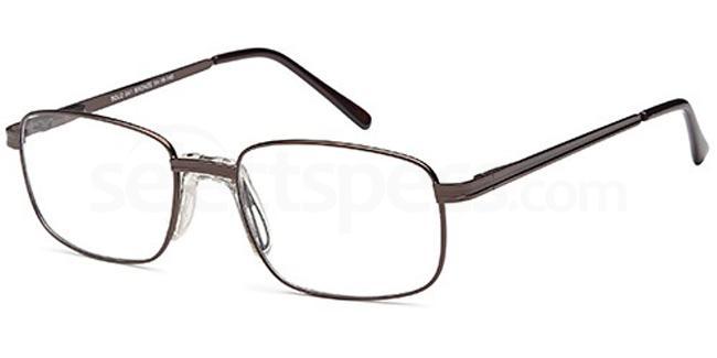 Bronze SIG 136 Glasses, Sigma
