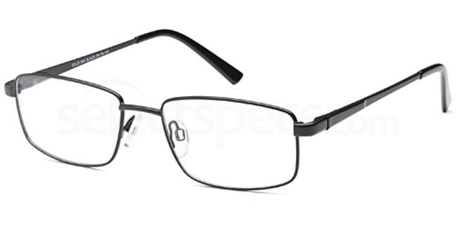Black SIG 137 Glasses, Sigma