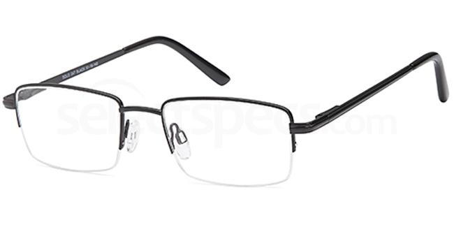 Black SIG 140 Glasses, Sigma