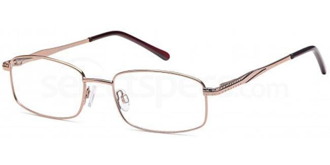 Brown SIG 142 Glasses, Sigma