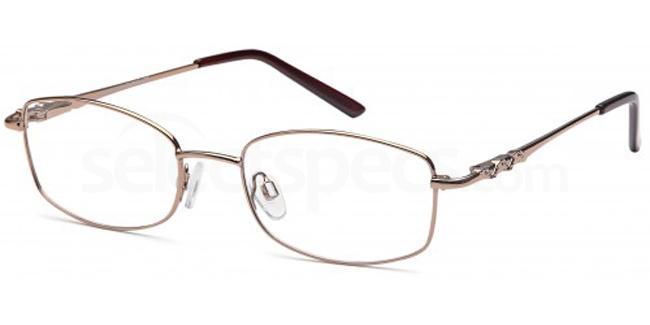 Brown SIG 143 Glasses, Sigma