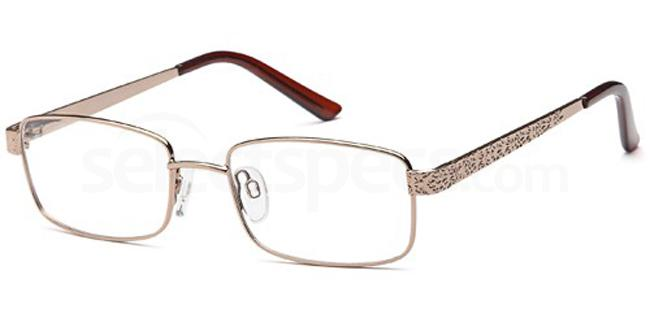 Brown SIG 145 Glasses, Sigma
