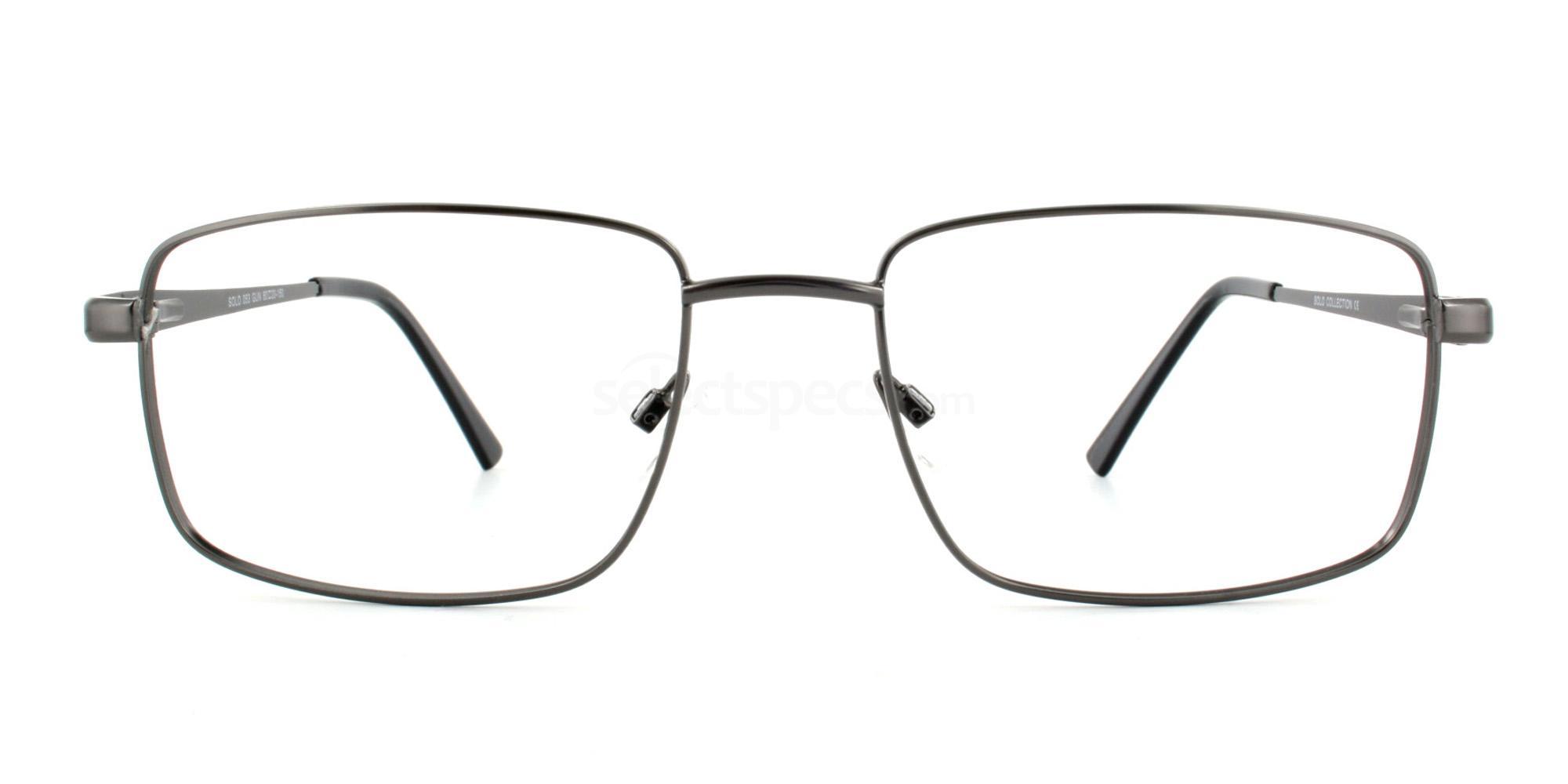 Gunmetal SIG 151 Glasses, Sigma