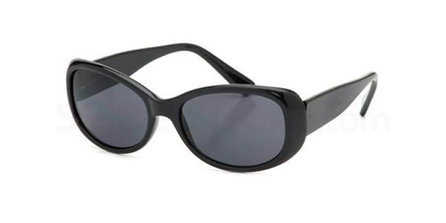 Black W21 Sunglasses, Solo Collection