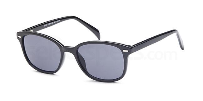 Black W35 Sunglasses, Solo Collection