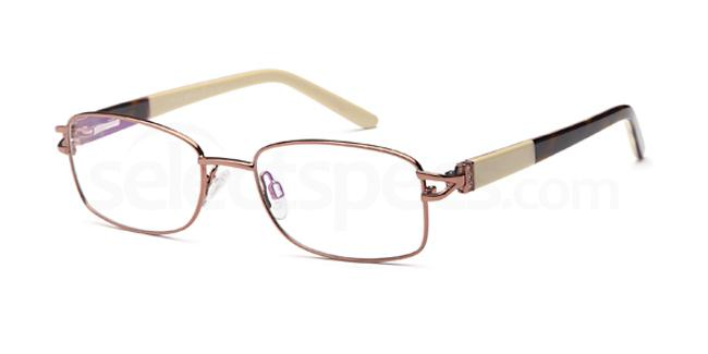 Brown FOS201 Glasses, Foschini