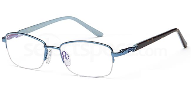 Blue FOS204 Glasses, Foschini
