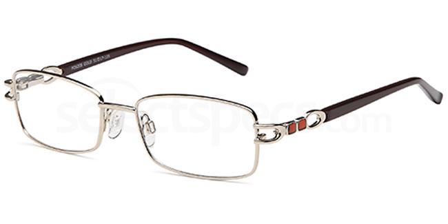 Gold FOS205 Glasses, Foschini