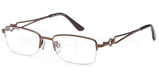 Bronze FOS207 Glasses, Foschini