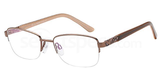 Bronze FOS215 Glasses, Foschini