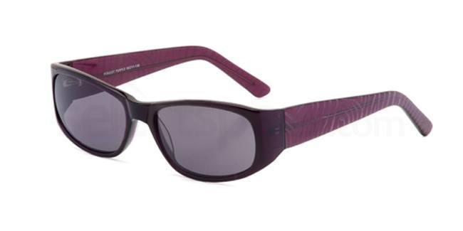 Purple FOSS237 Sunglasses, Foschini