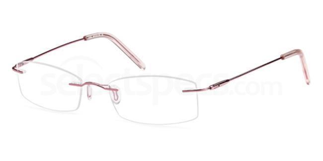 Pink Surprise Glasses, Vista