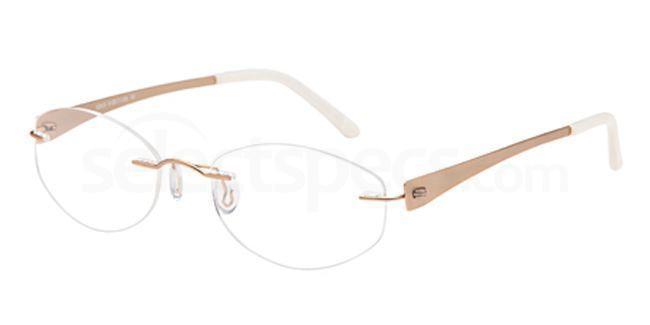 Gold EMP7572 Glasses, Vista