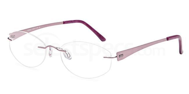 Purple EMP7572 Glasses, Vista