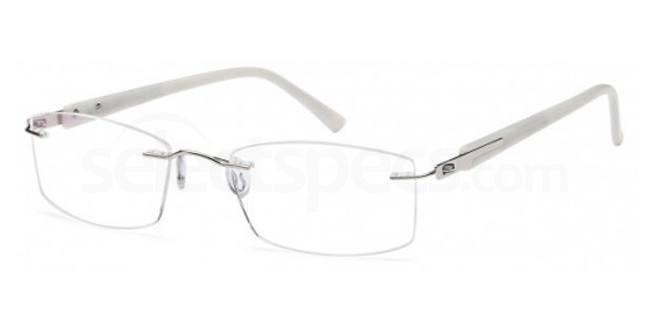 Silver EMP7580 Glasses, Vista
