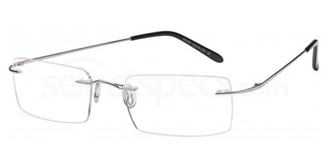 Silver EMP7586 Glasses, Vista