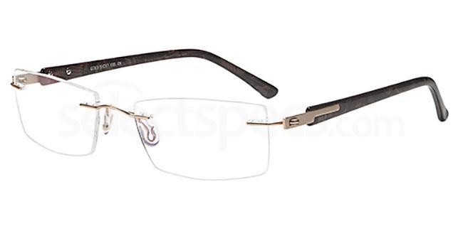 Gold OUT1000 Glasses, Vista
