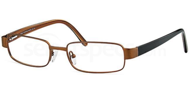 Bronze ALP20 Glasses, Alpine Titanium