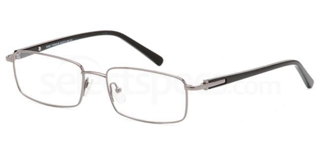Silver ALP27 Glasses, Alpine Titanium