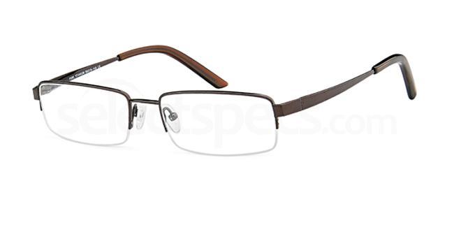 Bronze ALP24 Glasses, Alpine Titanium