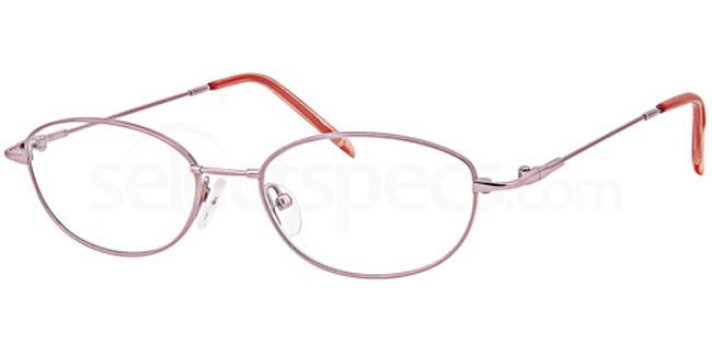 Pink 6024 Glasses, Flexit