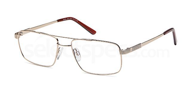 Gold 6037 Glasses, Flexit