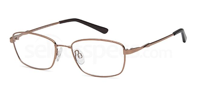 Bronze 6039 Glasses, Flexit