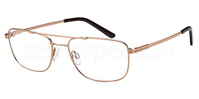 Bronze 6040 Glasses, Flexit