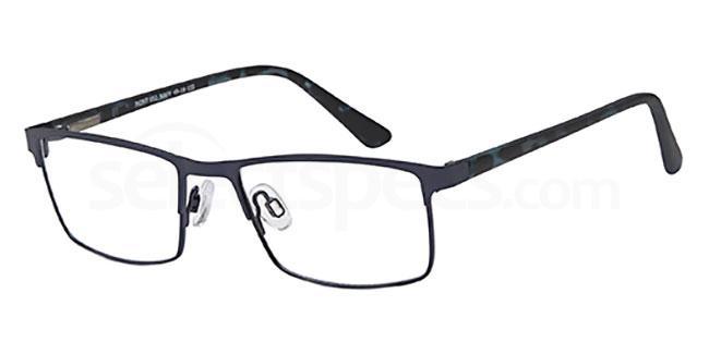 Navy MONT852 Glasses, MONTEREY TEENS