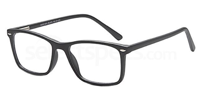 Black MONT854 Glasses, MONTEREY TEENS