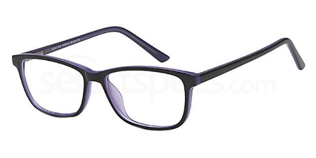 Purple MONT923 Glasses, MONTEREY TEENS