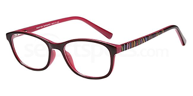 Burgundy MONT930 Glasses, MONTEREY TEENS